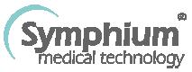 Logo Symphium gris