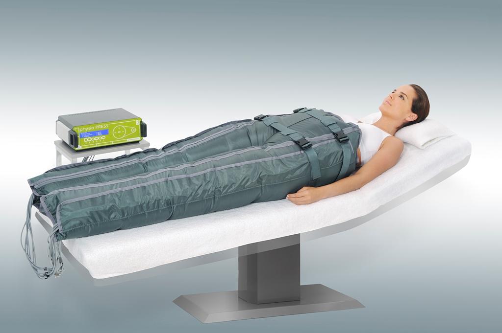 Biotecna. Presoterapia Physio Press