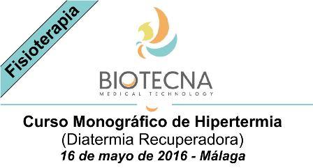 Biotecna. Curso Diatermia Malaga