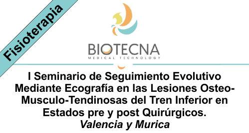 Biotecna. Seminario Ecografo