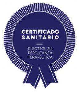 Certificado Sanitario