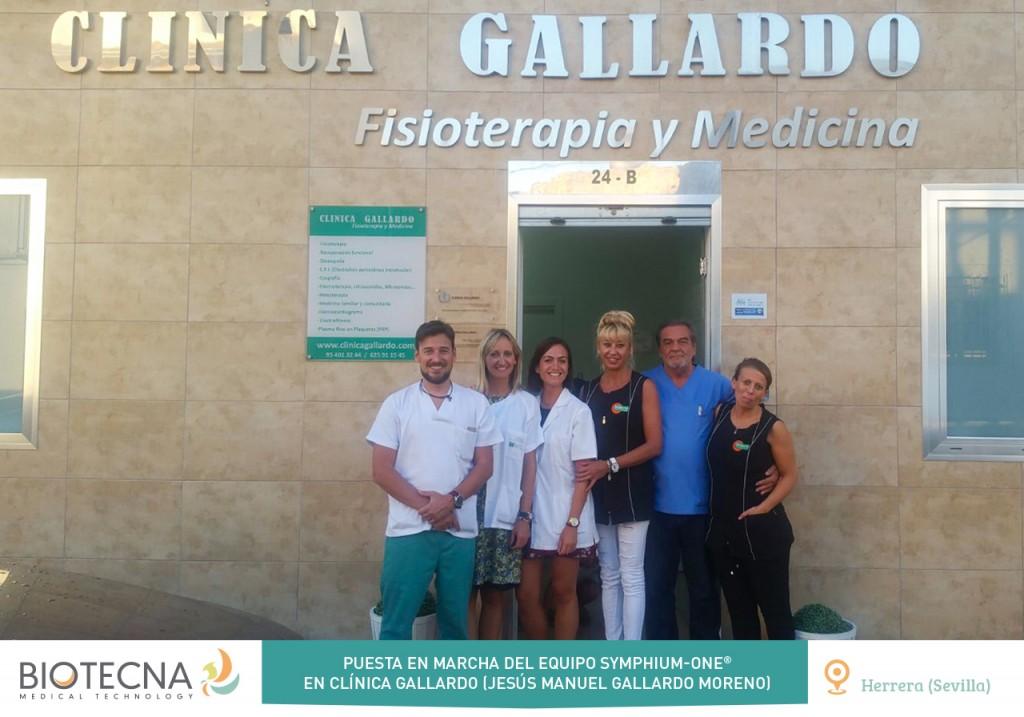 Biotecna. CLINICA GALLARDO