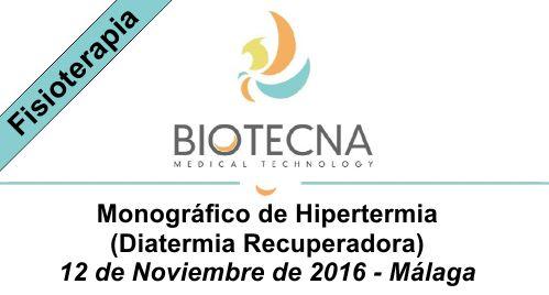 Biotecna. CURSO DE FISIOTERAPIA MÁLAGA