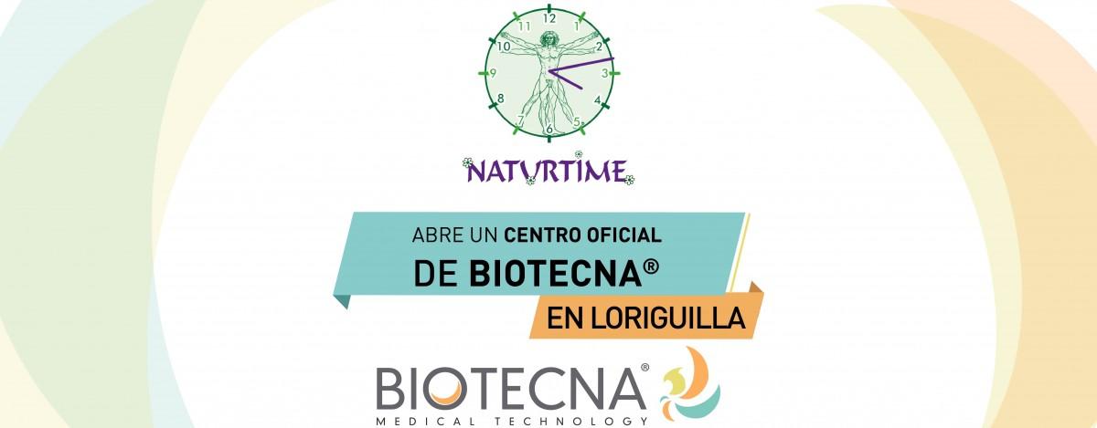 Biotecna. CENTRO DE NATURTIME