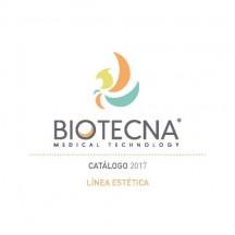 CATALOGO DIGITAL BIOTECNA LINEA ESTETICA 2017_Portada
