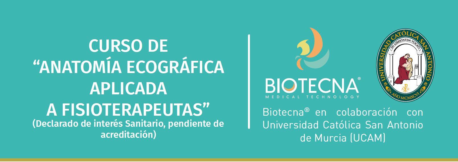 Biotecna. CURSO DE ANATOMÍA
