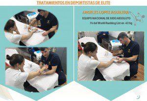 Biotecna. Tratamiento en Deportistas Alto Rendimiento. ÁNGELES LOPEZ AGUILERA