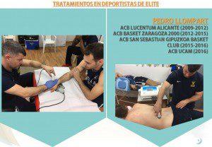 Biotecna. Tratamiento en Deportistas Alto Rendimiento. PEDRO LLOMPART