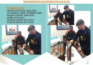 Biotecna. Tratamiento en Deportistas Alto Rendimiento. THOMAS KELATI