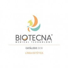 CATÁLOGO DIGITAL BIOTECNA LÍNEA ESTÉTICA 2018