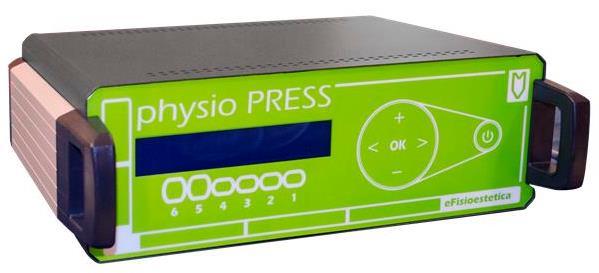 Biotecna. Presoterapia Physio Press 7408