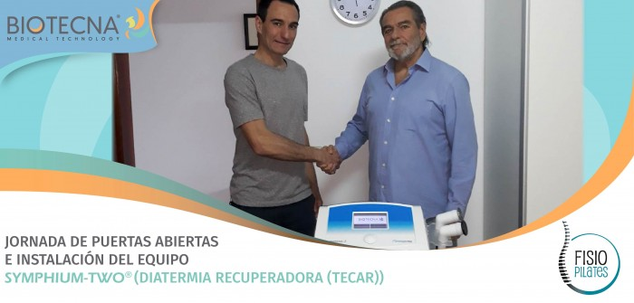 Biotecna. JORNADA DE PUERTAS ABIERTAS FisioPilates