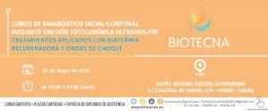 Curso de Diagnóstico Facial-Corporal Mediante Emisión Fotolumínica Ultravioleta. Toledo, mayo 2018 @ Hotel Beatriz Toledo Auditorium   Toledo   Castilla-La Mancha   España