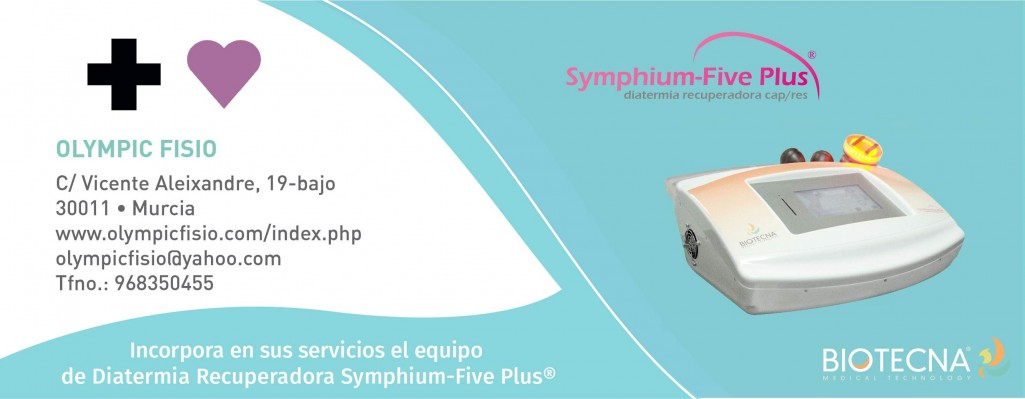 OLYMPIC-FISIO-SYMPHIUM-FIVE-PLUS-BIOTECNA-e1526908399501