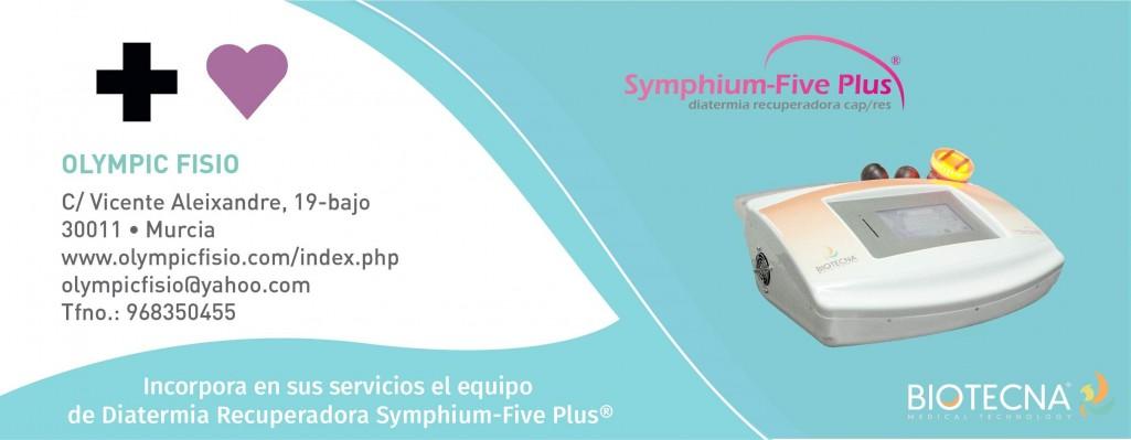 OLYMPIC-FISIO-SYMPHIUM-FIVE-PLUS-BIOTECNA-e1526908399501