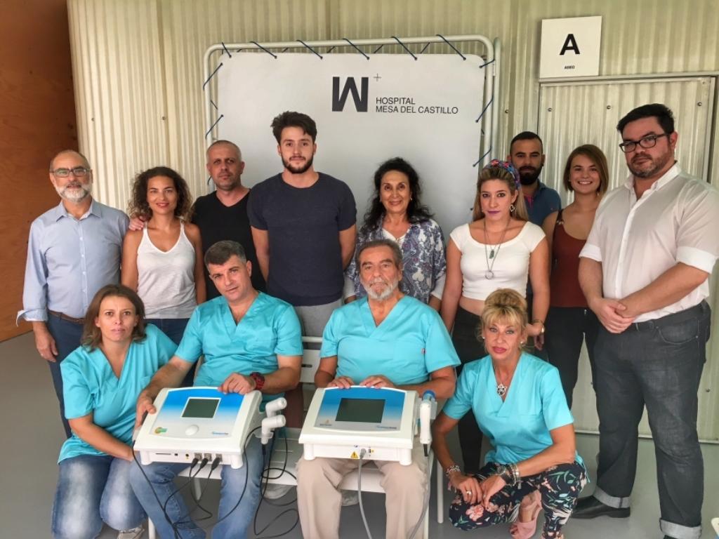 Biotecna renueva su compromiso con el UCAM Murcia