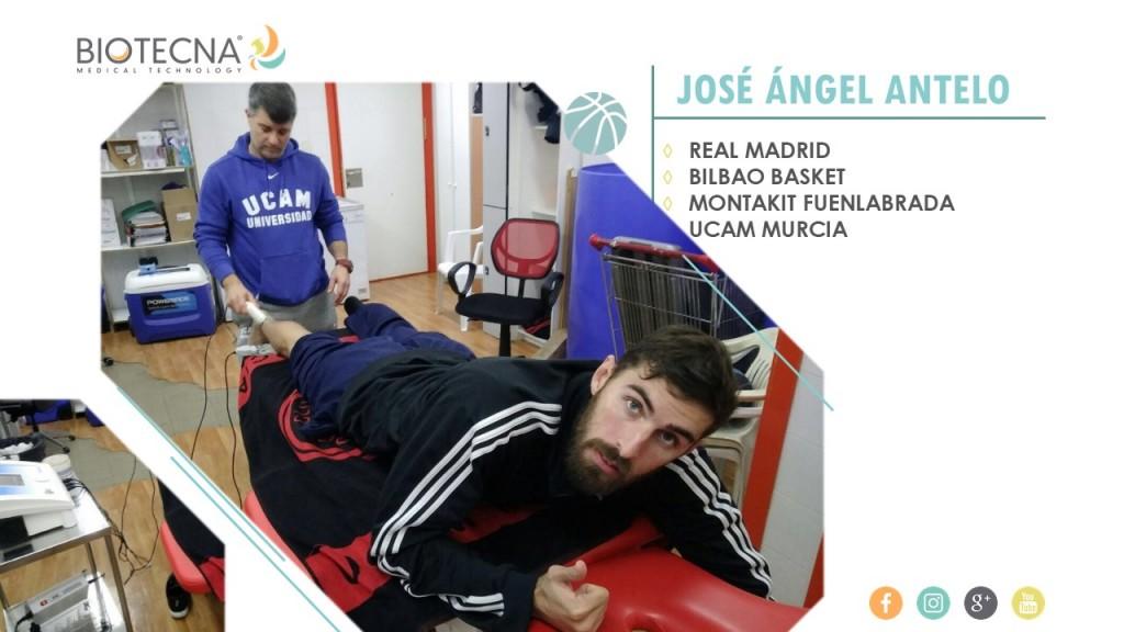 José Ángel Antelo