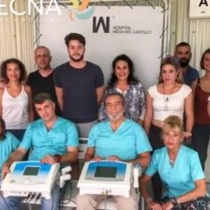 Biotecna. Curso de Especialización en Diatermia Recuperadora y Ondas de Choque. Murcia, 15 y 16 de Septiembre 2018