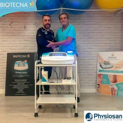 Biotecna y Physiosan. Fisioterapia y Pilates. Jornada de Puertas Abiertas