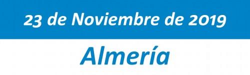 Biotecna. 2019-11-23 -Curso Almería