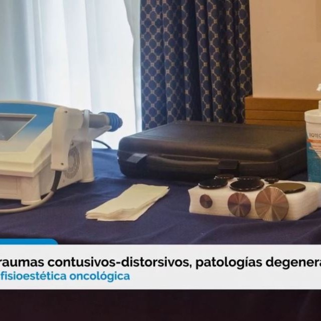 Curso de Fisioterapia y Podología Pamplona