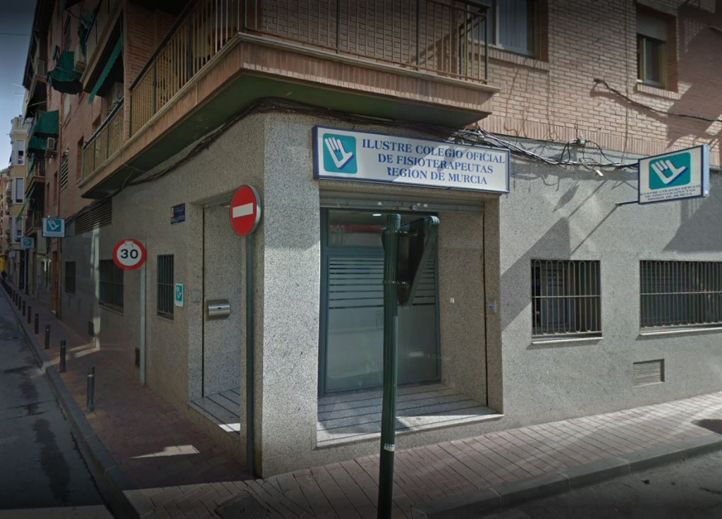 Ilustre Colegio de Fisioterapeutas Región de Murcia