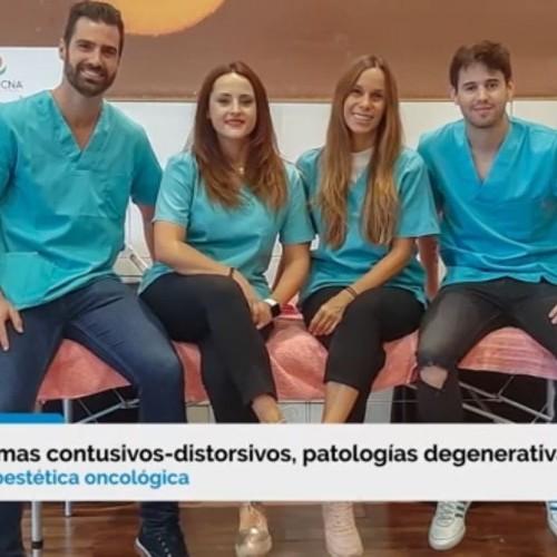 Curso de Fisioterapia y Podología Granada 19 de Octubre de 2019