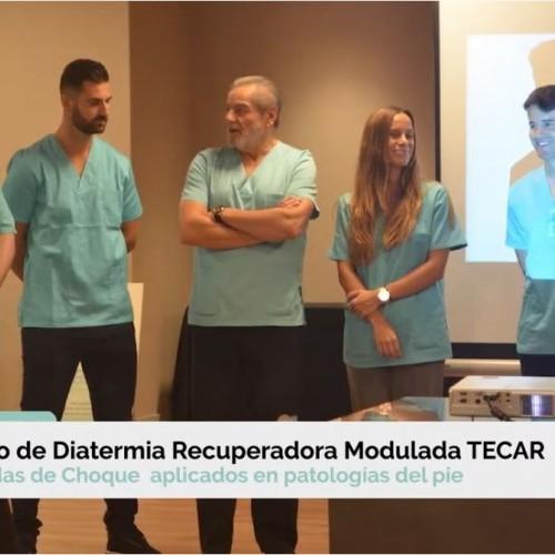 Curso de Podología Sevilla 28 de Septiembre de 2019