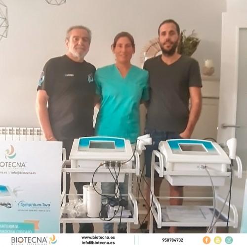 Biotecna & Jorge Sanz - Jornada de Puertas Abiertas