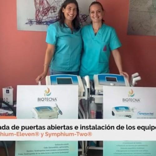 Jornada de Puertas Abiertas Fisioterapia y Osteopatía Georgeta Volariu