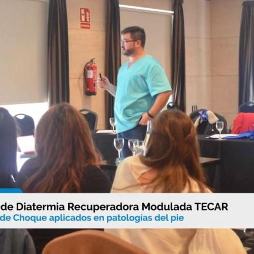 2019-10-16 - Curso de Fisioterapia y Podología. Málaga