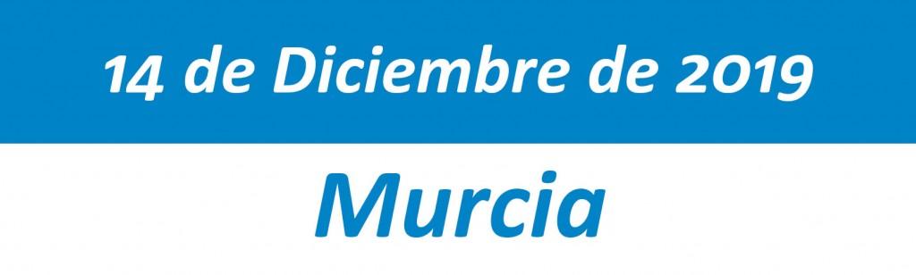 2019-12-14 - Curso Podólogos Murcia