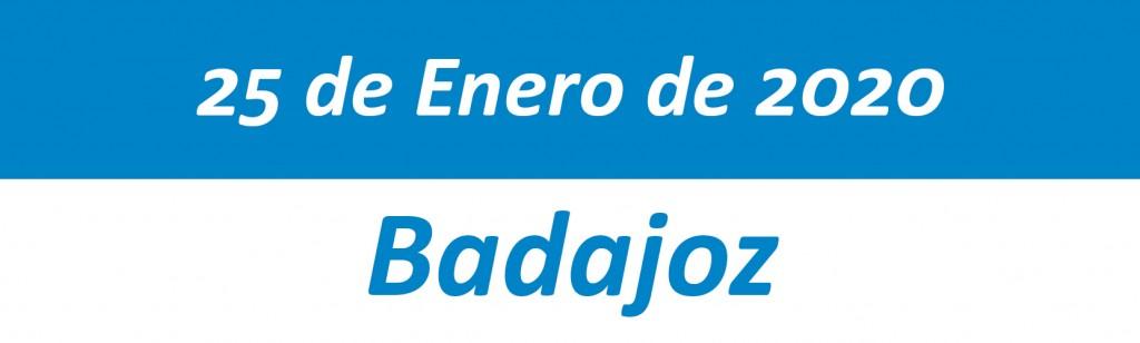2020-01-25 - Badajoz