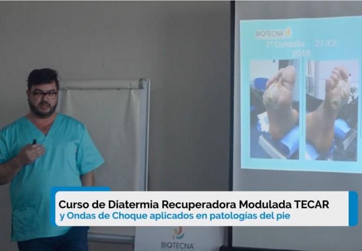 Curso de Podología Zaragoza -30 de Noviembre de 2019
