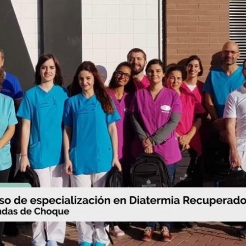 Curso de Especialización en Diatermia Recuperadora y Ondas de Choque 23-24 de Noviembre de 2019