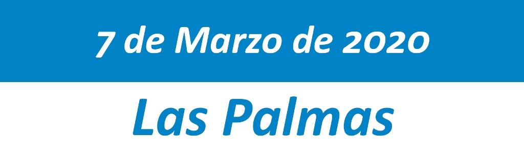 2020-03-07 - Las Palmas - Horizontal