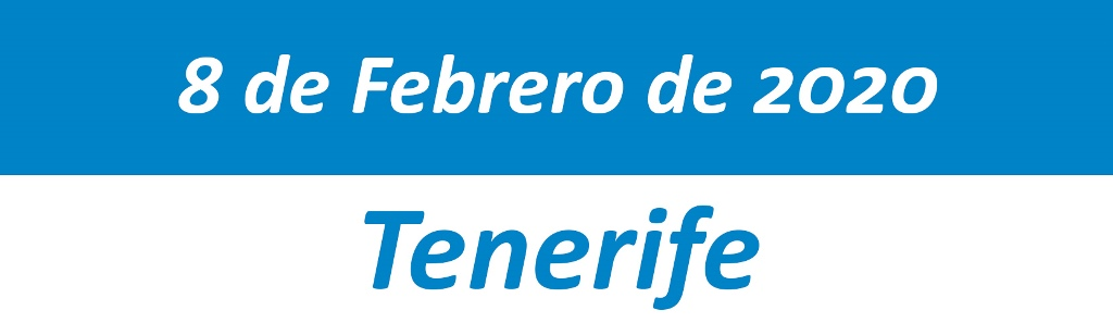 2020-03-08 - Tenerife - Horizontal
