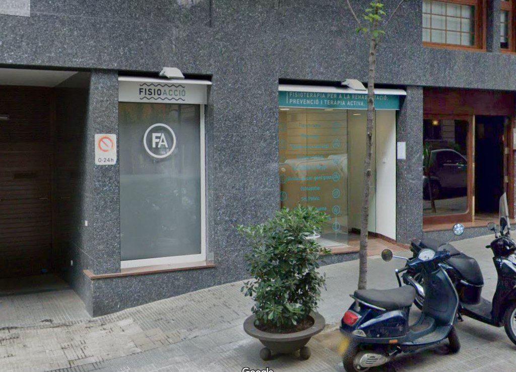 Centro FISIOACCIÓ - Barcelona