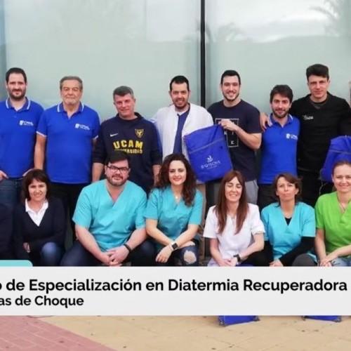 Curso de Especialización en Diatermia Recuperadora y Ondas de Choque 18 y 19-01-2020 - Murcia
