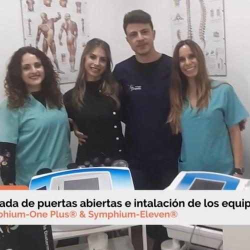 Biotecna & Jornada de Puertas Abiertas Fisioterapia Salgado