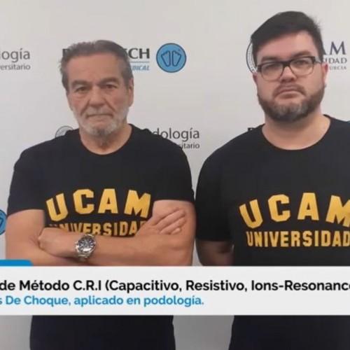 Biotenca & Alumnos del Grado en Podología UCAM