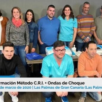 Formación de Fisioterapia y Podología Las Palmas de Gran Canaria - 07 de Marzo de 2020