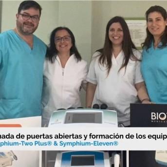 Jornada de Puertas Abiertas Podología y Fisioterapia Cristina López Córdoba
