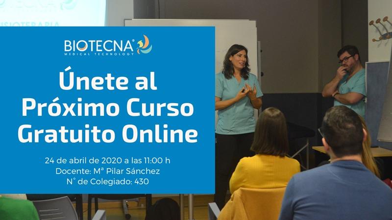 2020-04-24 - Curso Biotecna Online Mª Pilar Sánchez