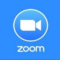 Logo zoom - software de videollamadas