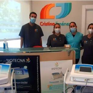 Jornada de Puertas Abiertas Cristina Jiménez - Fisioterapia · Osteopatía