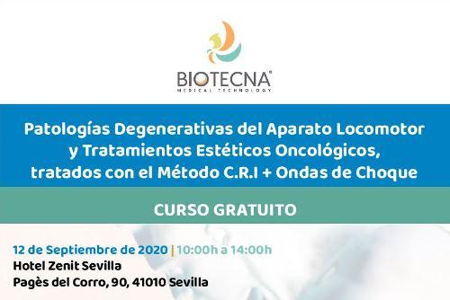 2020-09-12 - Curso Biotecna Fisioterapia Sevilla