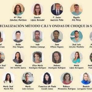 2020-09-26 - Orla Curso Especialización Método C.R.I y Ondas de Choque