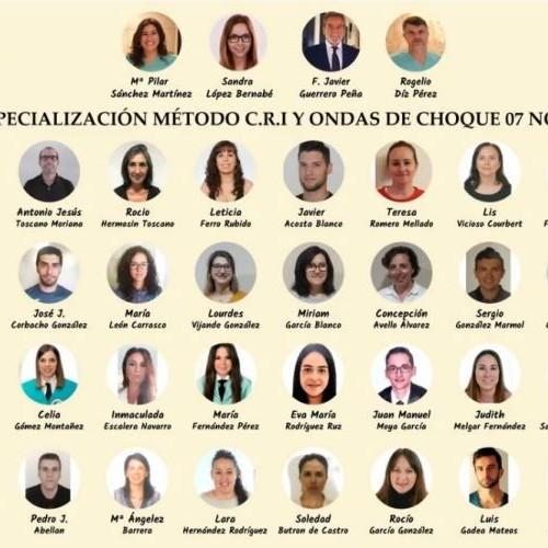 Orla Curso Especialización Método C.R.I y Ondas de Choque