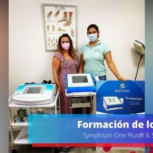 Clínica de Fisioterapia y Osteopatía Jessica Ariza - Formación y Entrega de Equipos